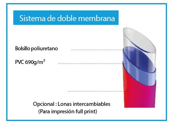 LPTENT Carpas inflables - Arcos inflables. Sistema de doble membranajpg