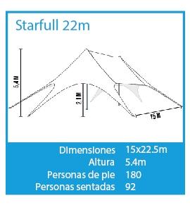 LPTENT Carpas profesionales - Carpa Estrella modelos-04