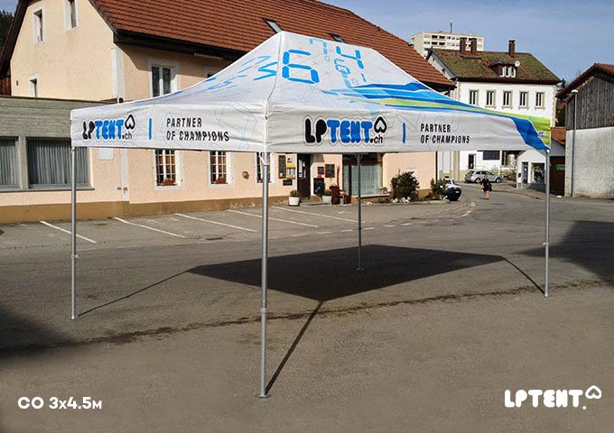 LPTENT Carpa plegable multiusos CO 3x4m