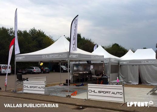 LPTENT Soporte publicitario Vallas-publicitarias